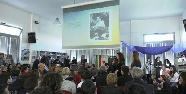 Primo Levi, Anna Frank e gli altri: a Busalla i ragazzi raccontano la Shoah