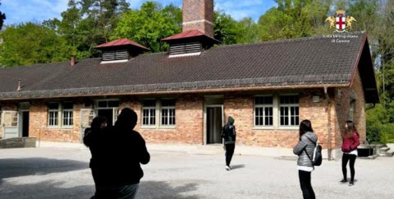 Riflessioni ed elaborati degli studenti in pellegrinaggio a Mauthausen