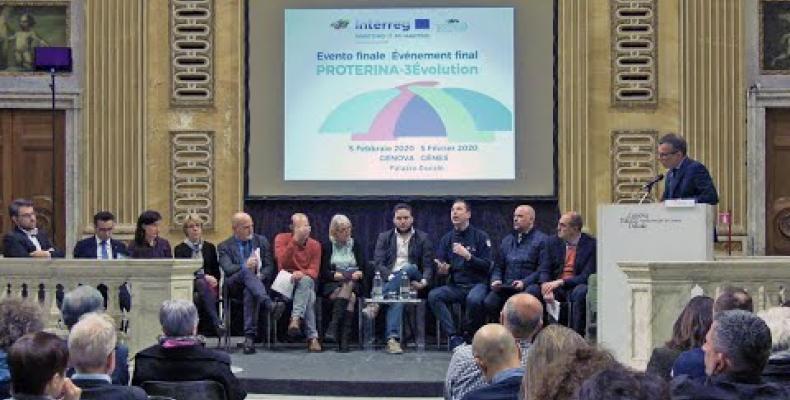 Proterina-3Évolution: presentati al Ducale i progetti realizzati dal 2017 al 2020 sul rischio alluvionale