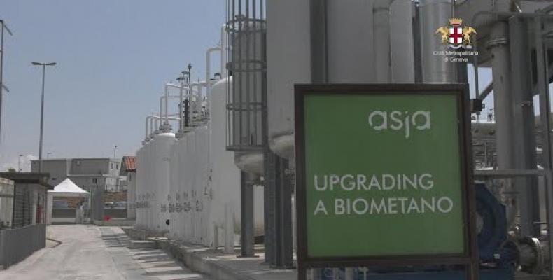 Inaugurato a Scarpino il primo impianto di produzione di biometano da gas da discarica su scala industriale  in Italia