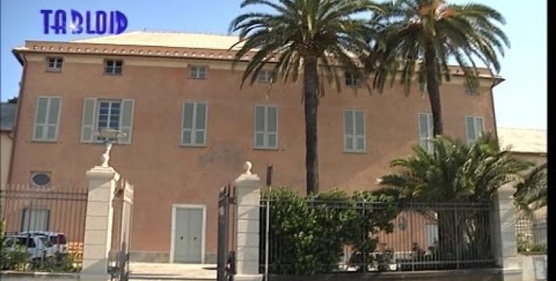 Villa Sauli Podestà a Prà