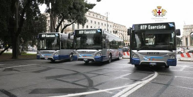 Presentati 11 nuovi bus ATP. Dal 2017 rinnovato il 40% della flotta