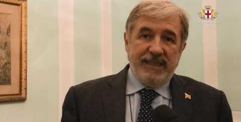 Auguri del sindaco Marco Bucci