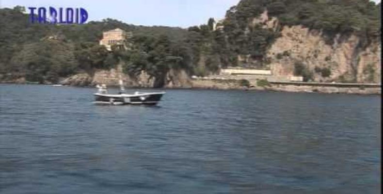 La polizia provinciale di Genova controlla l'Area marina protetta di Portofino