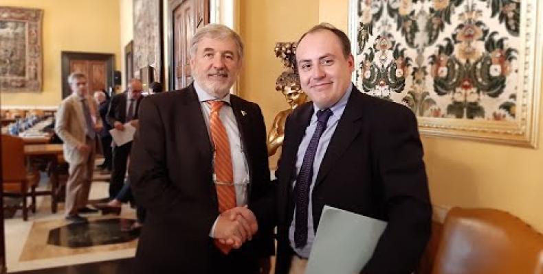 Marco Conti entra in Consiglio Metropolitano