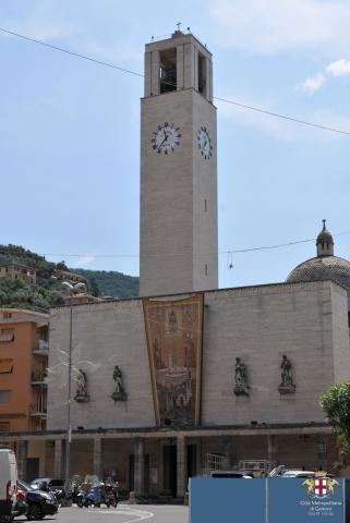 Recco, chiesa S. Giovanni Bono