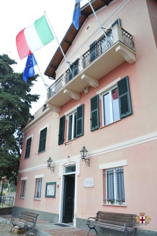 Pieve Ligure: Municipio