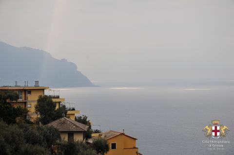 Pieve Ligure: Panorama