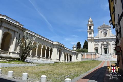 Lavagna, Basilica di S. Stefano