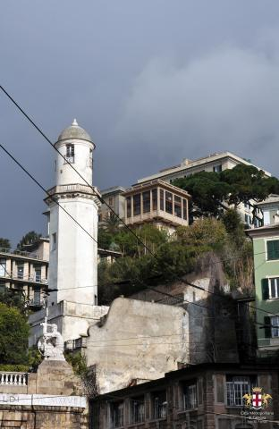 Genova, Piazza Portello