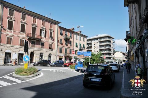 Busalla, via G. Mazzini