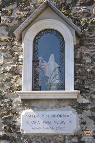 Busalla, edicola chiesa S. Giorgio