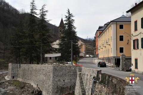 Tre Fontane, Santuario di S. Maria, veduta