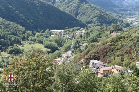 Pianezza, panorama