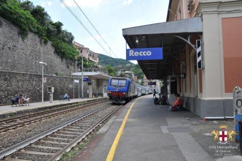 Recco, stazione ferroviaria