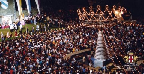 Lavagna, Festa della Torta dei Fieschi