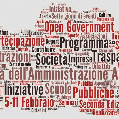 Collegati al sito degli Open Data
