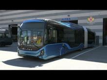 Nuovi bus elettrici per la Riviera di Levante