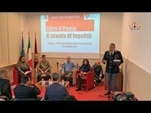 Oltre il ponte: a scuola di legalità nella Caserma Nino Bixio
