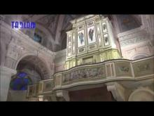 Restauro dell'organo di Coreglia