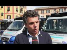 Presentazione a Rapallo del PUMS di Città metropolitana di Genova