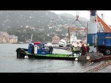 Il sindaco di Rapallo, Carlo Bagnasco fa il punto sulla situazione della città dopo i pesanti danni subiti a causa del recente nubifragio