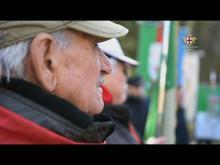 Il ricordo di Coreglia Ligure per i deportati ad Auschwitz del campo 52