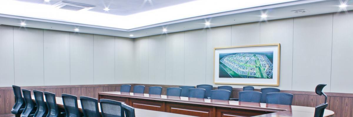 Immagine decorativa sala riunioni 3