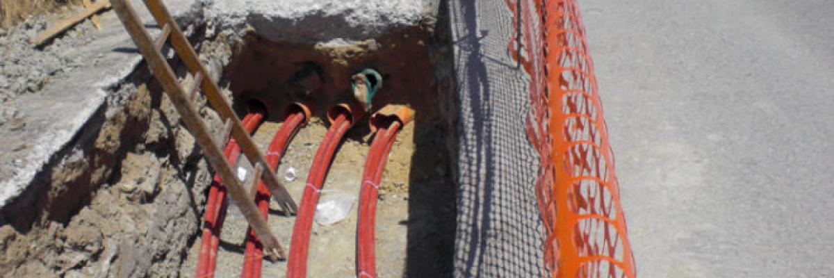 News: Autorizzazione Unica: infrastruttura energetica lineare con cavi interrati da cabina primaria Molassana a cantiere ASPI CI29