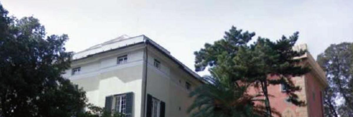 """News: ID 4318 - Asta pubblica vendita immobile """"Villa Podestà Doria già Lomellini"""" con pertinenze, in Via Pra.63 Genova"""