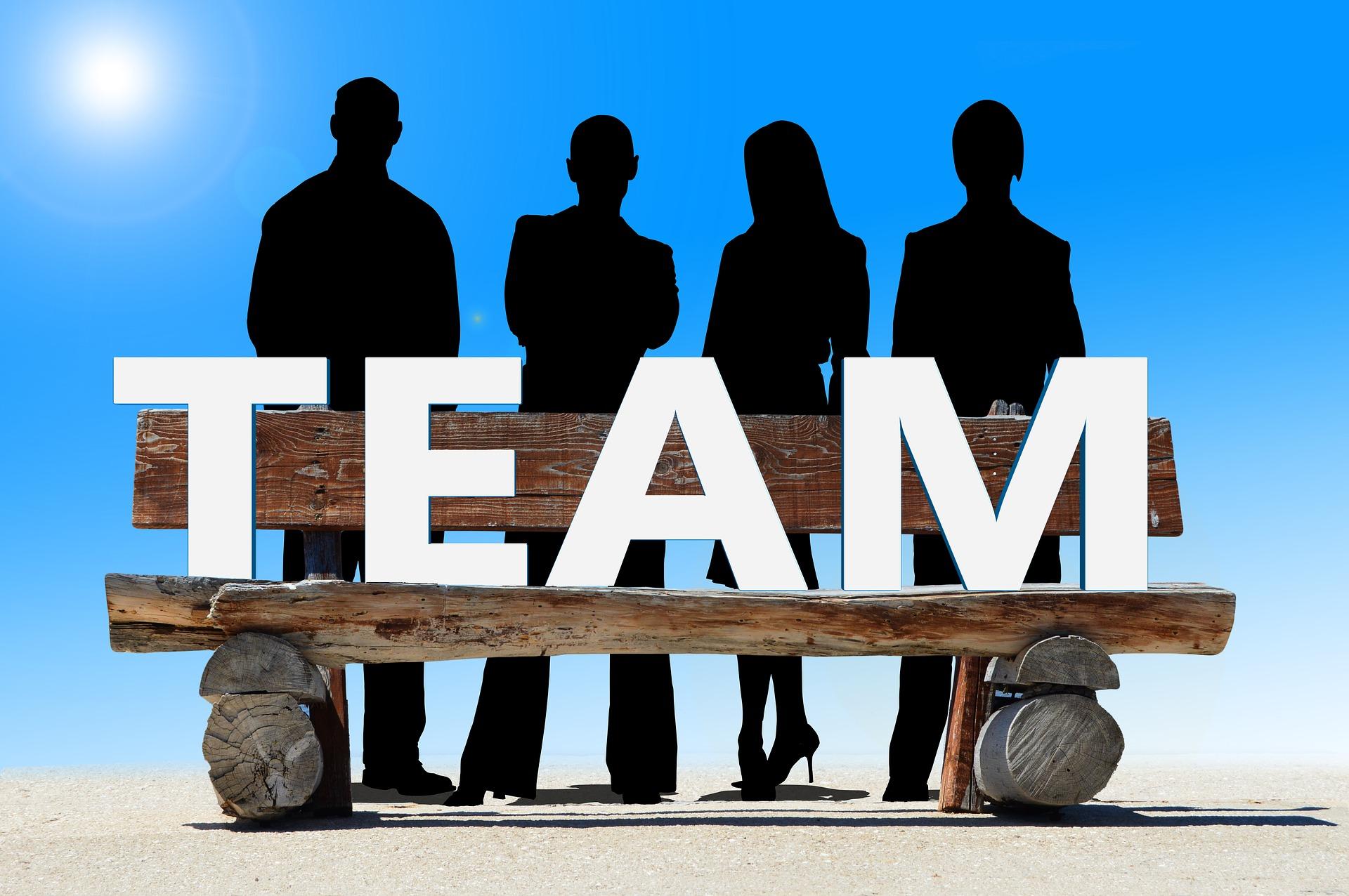 immagine di team