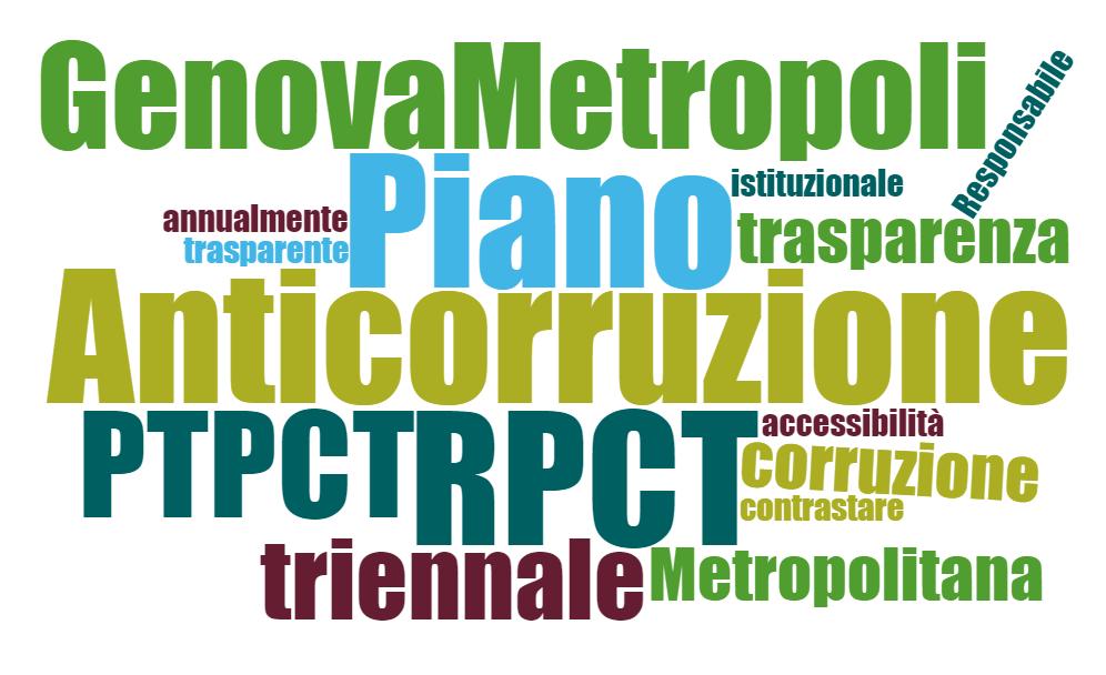 Piano anticorruzione 2020-22: consultazione pubblica